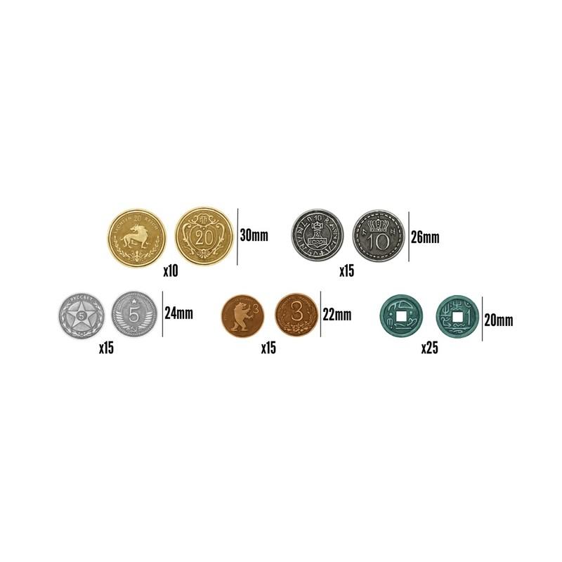 Pack Monedas Scythe