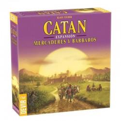 Mercaderes y Bárbaros (Expansión Colonos de Catan)