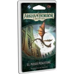 Arkham Horror el juego de cartas - El museo Miskatonic