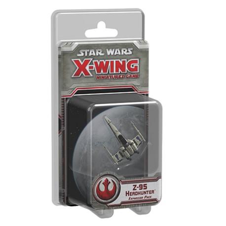 Star Wars X-Wing: Z-95 Cazacabezas