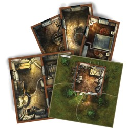 Las Mansiones de la Locura Segunda Edición: Pesadillas Recurrentes