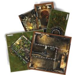 Las Mansiones de la Locura Segunda Edición: Recuerdos Reprimidos