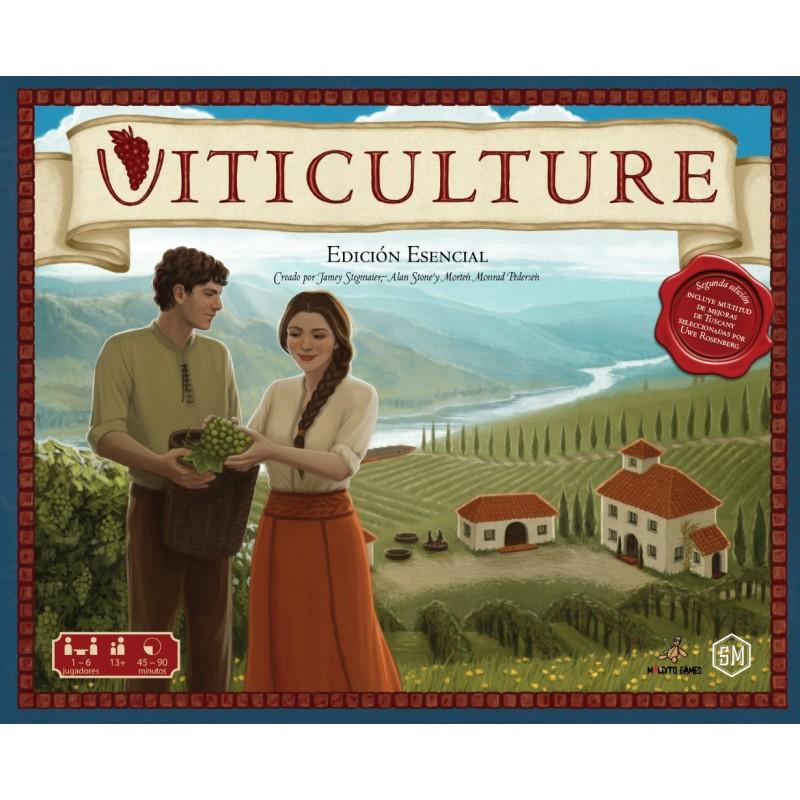 [PRE-VENTA] Viticulture Edición Esencial