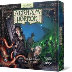 Arkham Horror - El Horror de Kingsport
