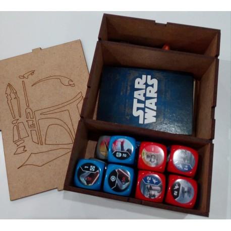 Caja compatible con Star Wars DESTINY