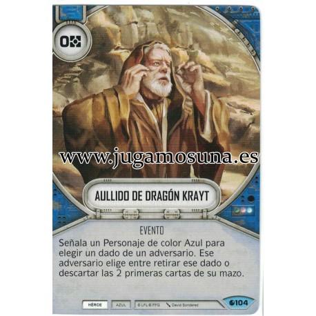 104 - AULLIDO DE DRAGÓN KRAYT