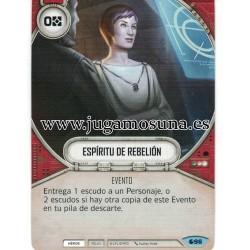 096 - ESPÍRITU DE REBELIÓN