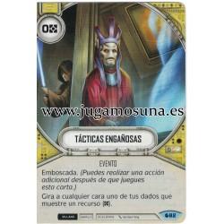 082 - TÁCTICAS ENGAÑOSAS