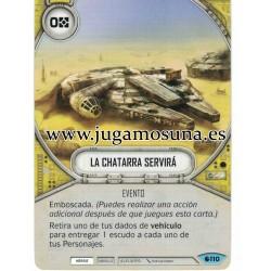 110 - LA CHATARRA SERVIRÁ