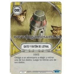 114 - GATO Y RATÓN DE LOTHAL