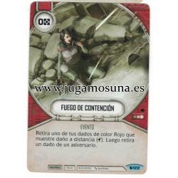 122 - FUEGO DE CONTENCIÓN