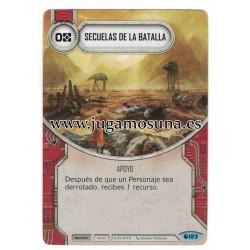 123 - SECUELAS DE LA BATALLA