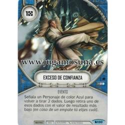 130 - EXCESO DE CONFIANZA