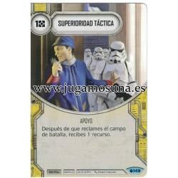 149 - SUPERIORIDAD TÁCTICA