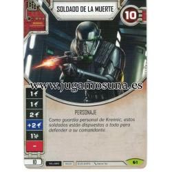 001 - SOLDADO DE LA MUERTE