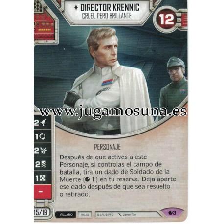 003 - DIRECTOR KRENNIC (Incluye dado)