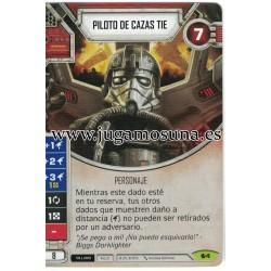 004 - PILOTO DE CAZAS TIE (Incluye dado)