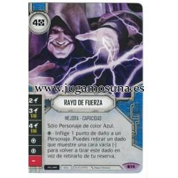 014 - RAYO DE FUERZA (Incluye dado)