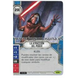 016 - LA ATRACCIÓN DEL PODER (Incluye dado)