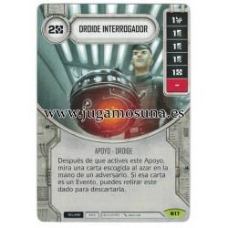 017 - DROIDE INTERROGADOR (Incluye dado)