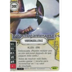 025 - VIBRONUDILLERAS (Incluye dado)