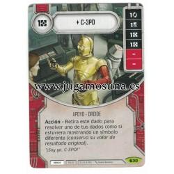 030 - C-3PO (Incluye dado)