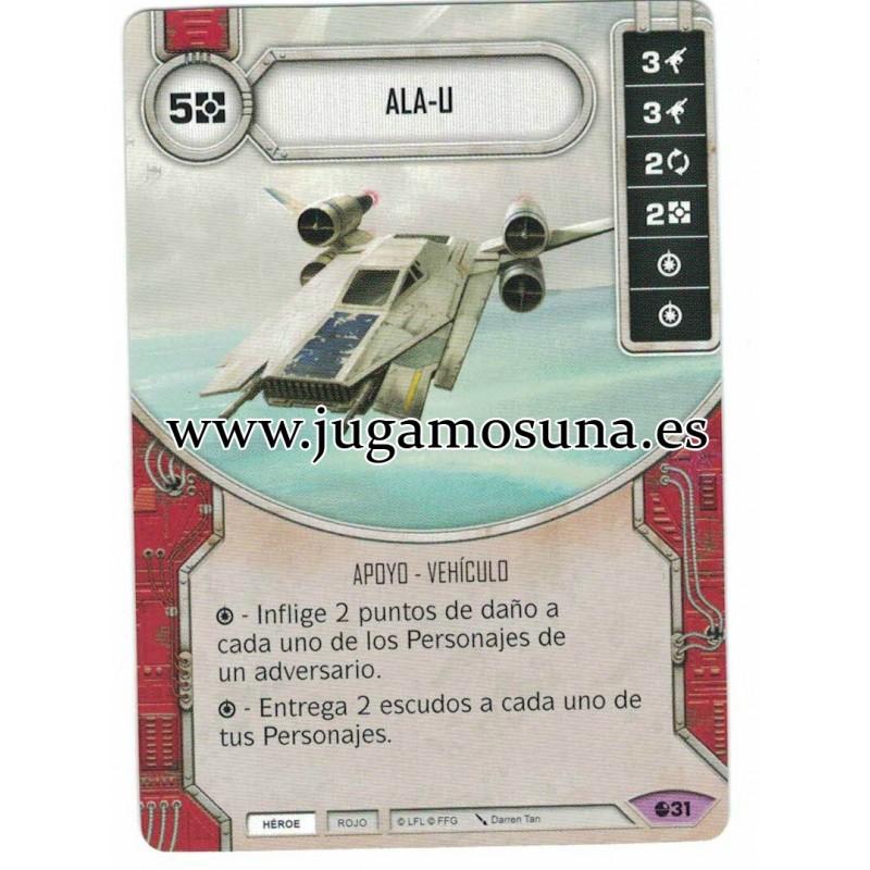 031 - ALA-U (Incluye dado)