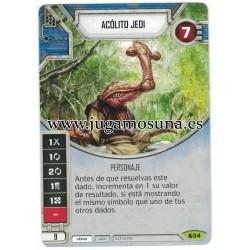 034 - ACÓLITO JEDI (Incluye dado)