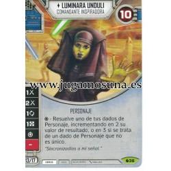 036 - LUMINARA UNDULI (Incluye dado)