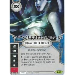 040 - CURAR CON LA FUERZA (Incluye dado)