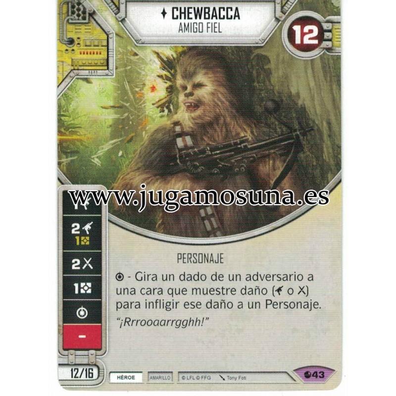 043 - CHEWBACCA (Incluye dado)