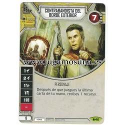 046 - CONTRABANDISTA DEL BORDE EXTERIOR (Incluye dado)