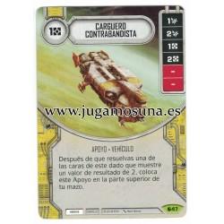 047 - CARGUERO CONTRABANDISTA (Incluye dado)