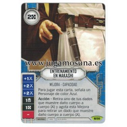 056 - ENTRENAMIENTO EN MAKASHI (Incluye dado)