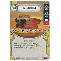 058 - SALTADOR QUAD (incluye dado)