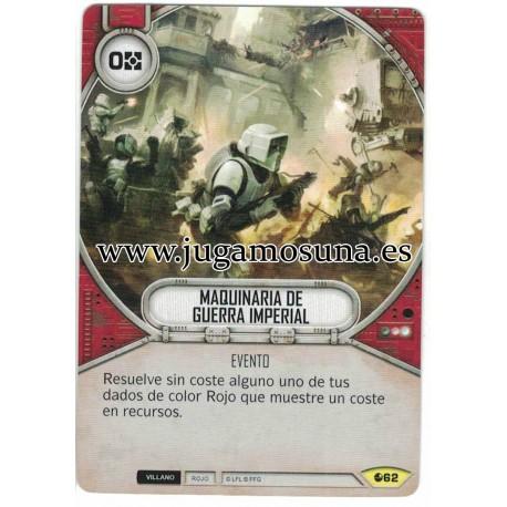062 - MAQUINARIA DE GUERRA IMPERIAL