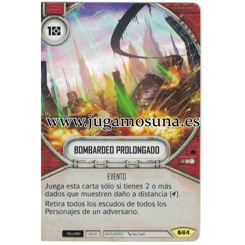 064 - BOMBARDEO PROLONGADO
