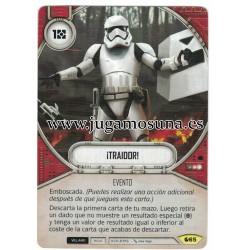 065 - ¡TRAIDOR!