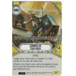 087 - COMPRA DE CHATARRA