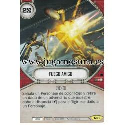 091 - FUEGO AMIGO