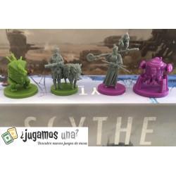 SCYTHE - INVASORES DE TIERRAS LEJANAS