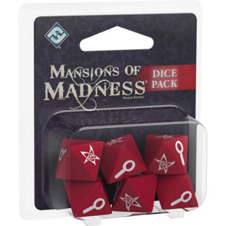 Mansiones de la Locura - Set de dados