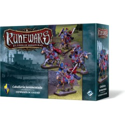 Runewars: Caballería juramentada