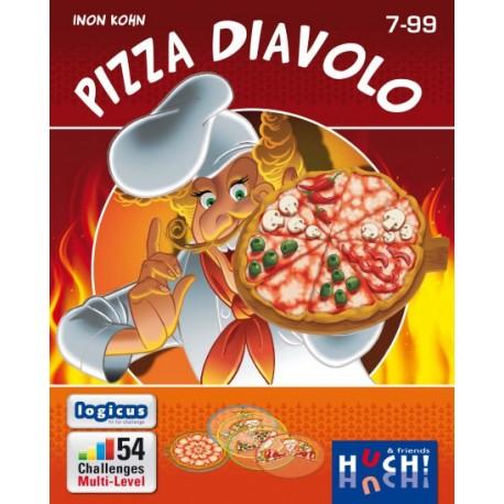 Pizza Diavolo (Inglés)