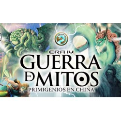 Guerra de mitos XII: Primigenios en China