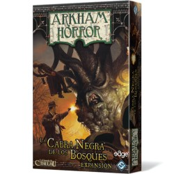 Arkham Horror: La Cabra Negra de los Bosques