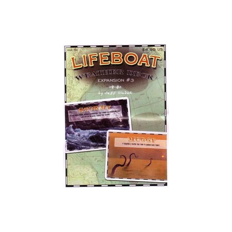 Bote Salvavidas 2ª Edición: Clima