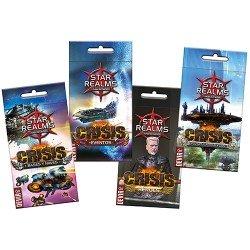 STAR REALMS: CRISIS (Pack de los 4 sobres)