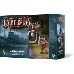 Runewars: El juego de miniaturas - Lord Hawthorne