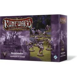 [PRE_VENTA] Runewars: El juego de miniaturas - Reanimados
